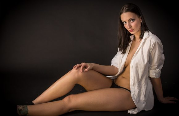 Mauris Gravida Belle Boudoir Photography